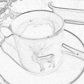 Na dobry początek roku: kawa z koglem-moglem