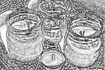 Słomiany zapał czyli Gruba Baba robi świeczki