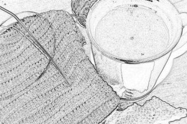 Gorące kakao z kokosową nutą